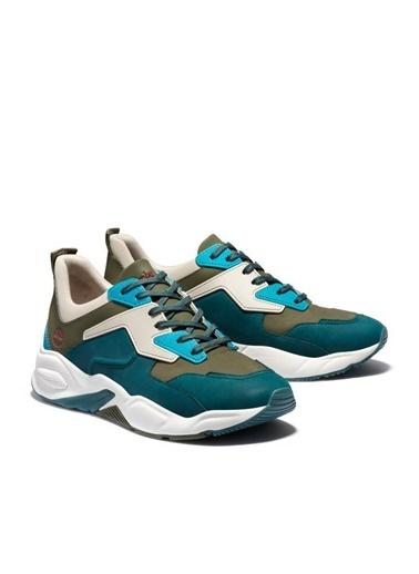 Timberland  Delphiville F/L Sneaker Kadın Ayakkabıyeşil Yeşil